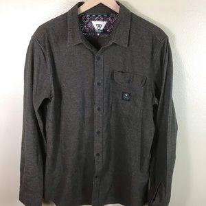 Vissla Men's Button Down Shirt